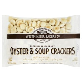 OYSTER CRCKER BAG 9Z 10/0 view 1