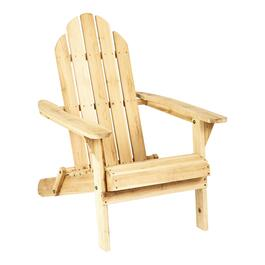 Folding Classic Adirondack Chair