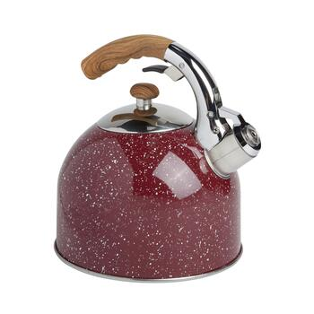 Country Roads by Laurie Gates 2.5-Qt. Speckled Tea Kettle with Handle