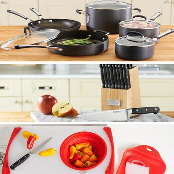 Brand Name Cookware & Accessories