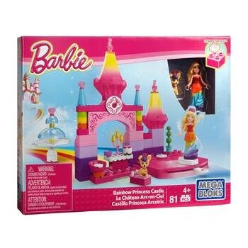 Barbie™ Mega Bloks® Rainbow Princess Castle