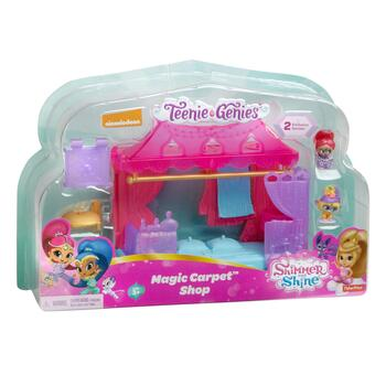 Fisher-Price Teenie Genies Magic Carpet™ Shop Play Set
