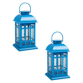 "9"" Citronella Candle Lantern view 1"