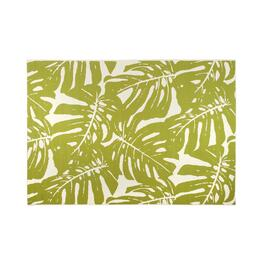 Palm Leaves All-Weather Area Rug