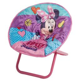 Disney® Minnie Mouse Children's Saucer Chair