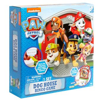 PAW Patrol™ Dog House Bingo Game