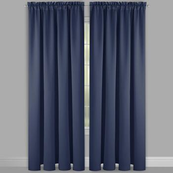 Sundown by Eclipse® Room-Darkening Window Curtains, Set of 2 view 2