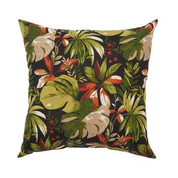 Palm Leaves Indoor/Outdoor Floor Cushion