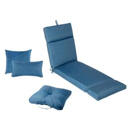 Dark Blue Indoor/Outdoor Pads and Cushions