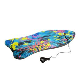"41"" Paint Fish-Shaped Body Board"