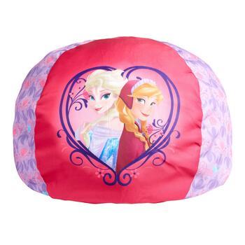 Excellent Disney Frozen Childs Bean Bag Chair Inzonedesignstudio Interior Chair Design Inzonedesignstudiocom