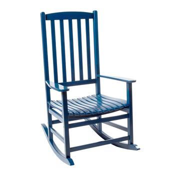 Colored Rocking Chair with UV Protection