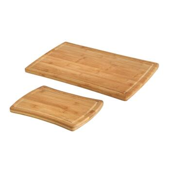 Bamboo Cutting Boards Set