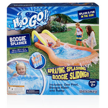 BOOGIE SPLASHER SLIDE view 1