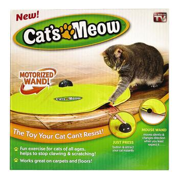 Cat's Meow™ Toy