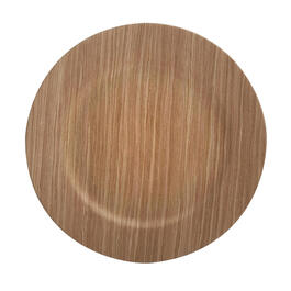 GRNHSB WOOD GRAIN CHARGER view 1