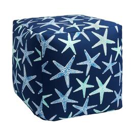 Starfish Indoor/Outdoor Square Ottoman