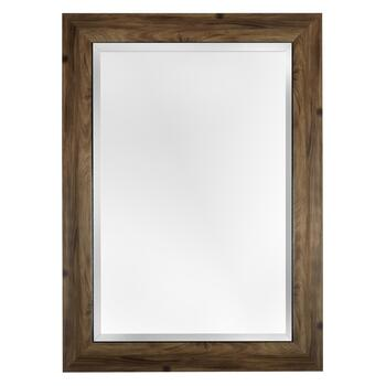 "24""x36"" Mary Brown Frame Wall Mirror"