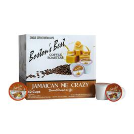 Boston's Best™ Jamaican Me Crazy Coffee Pods, 42-Count