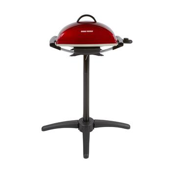 George Foreman® Red Indoor/Outdoor Grill