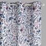 "84"" Crawford Braely Grommet Window Curtains, Set of 2"