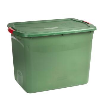 Rubbermaid® 36-Gallon Christmas Storage Container ...