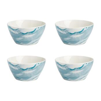 The Grainhouse™ Marble Bowls, Set of 4
