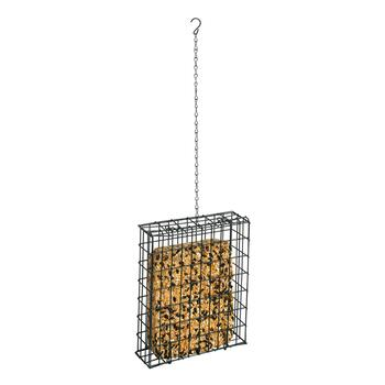 2-lb. Bird Seed Cake with Hanging Metal Holder