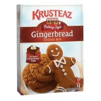 Krusteaz® Gingerbread Cookie Mix, 12 Boxes