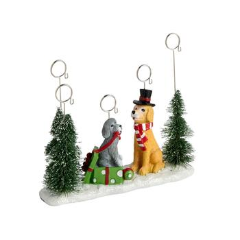 Pet Dog Christmas Photo Holder