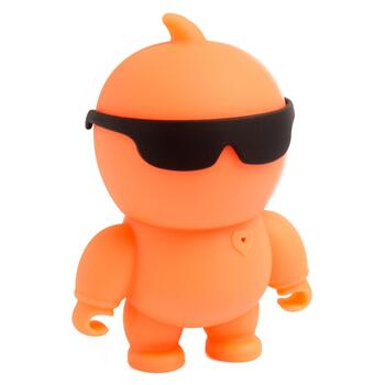 Orange Dude Bluetooth® Portable Speaker