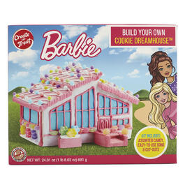 Barbie™ Gingerbread House Kit view 1