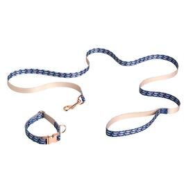 Coastal Living Seascapes™ Small Whale Pet Collar and Leash Set