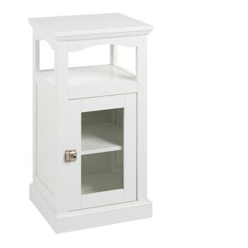 White Scarsdale Storage Cabinet