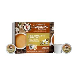 Victor Allen's® French Vanilla Cappuccino Pods, 42-Count