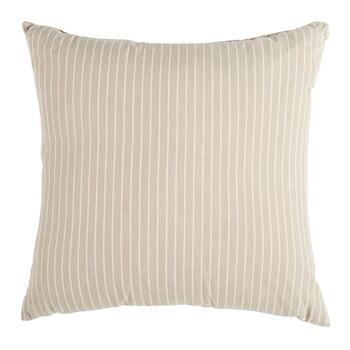 The Grainhouse™ Textured Stripe Square Throw Pillow