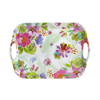 "2ct Flor Tray Rect 18"" view 2"