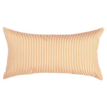 """Go Barefoot"" Indoor/Outdoor Oblong Throw Pillow view 2"
