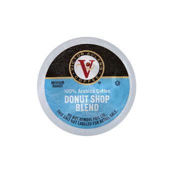 Victor Allen's® Donut Shop Coffee Pods, 100-Count view 1