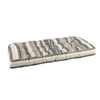 Traditions by Waverly® Striped Indoor/Outdoor Double-U Bench Seat Pad