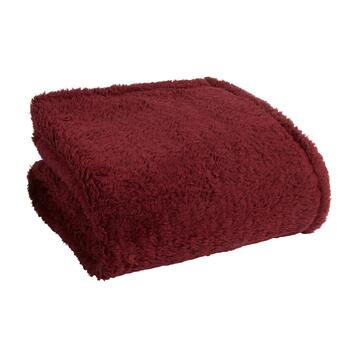 Flannel Rooster™ Sherpa Throw Blanket