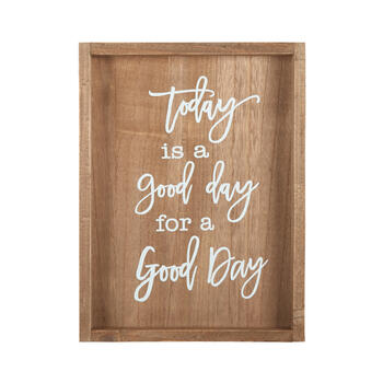 "Typog Insp Wd 14""good Day view 1"