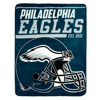 NFL Philadelphia Eagles Plush Throw Blanket