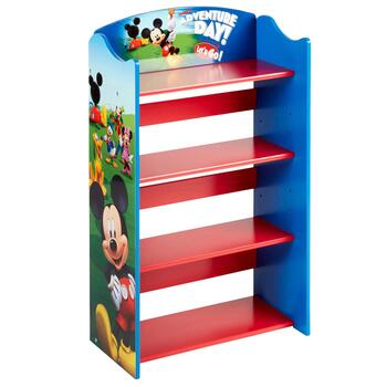 brand new 3f5c0 3c3b6 Disney® Mickey Mouse Clubhouse 4-Tier Bookshelf