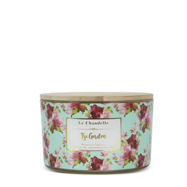 Le Chandelle Fiji Garden 15 Ounce Scented Candle view 1