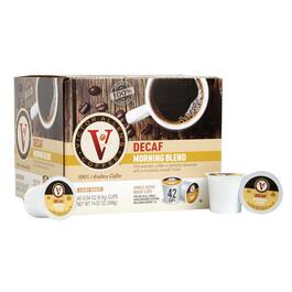 Victor Allen's® Decaf Morning Blend Coffee Pods, 42-Count