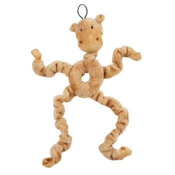 Animal Planet Plush Camel Pet Toy With Squeaker Christmas Tree