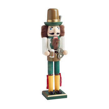 "15"" German Beer Nutcracker"