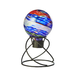 "GAZING BALL MIR 10"" 4A view 1"