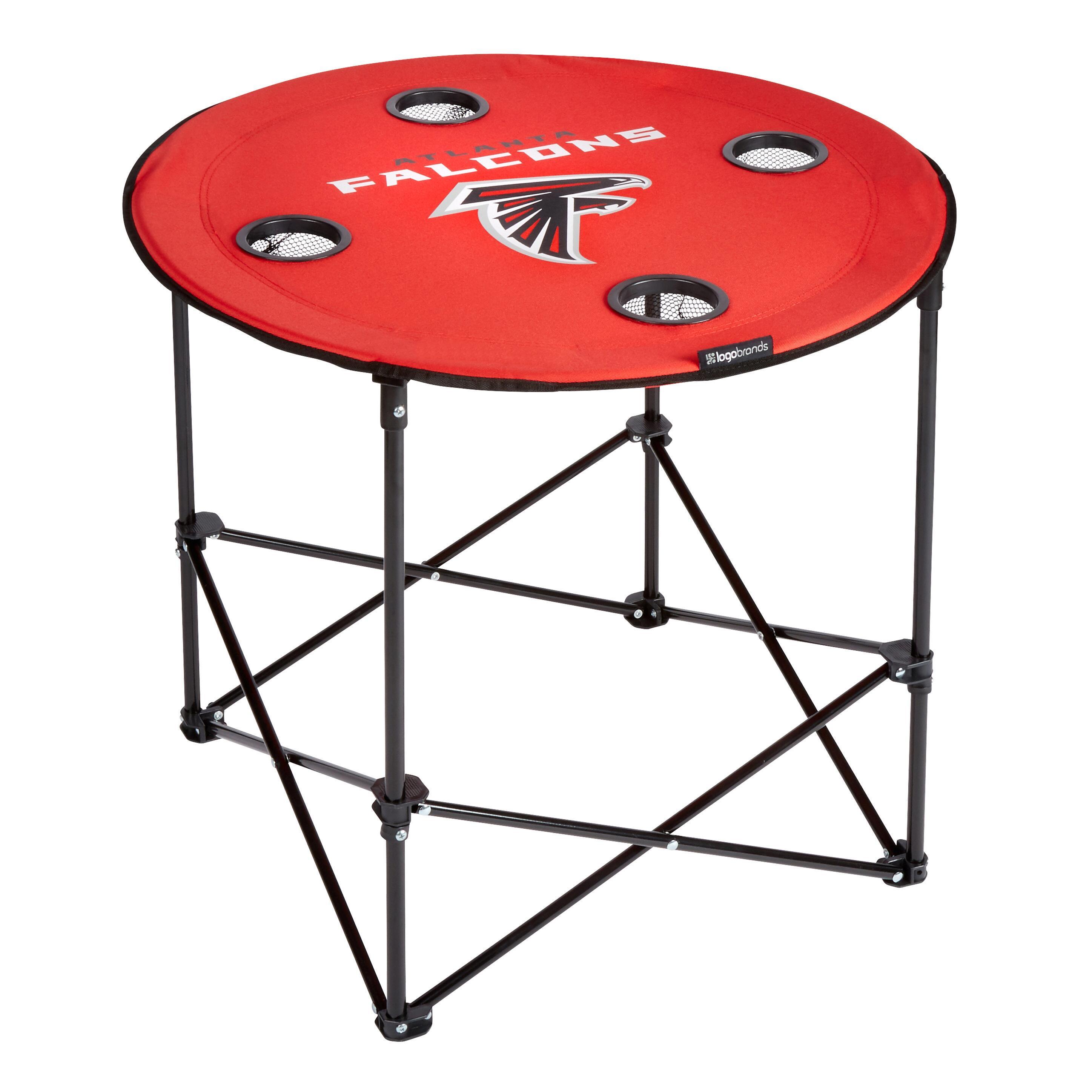 NFL Atlanta Falcons Folding Table